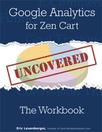 Zen Cart Google Analytics
