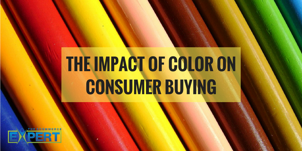 The Impact of Color on Consumer Buying