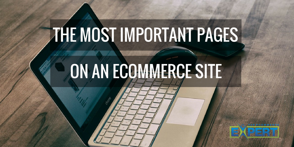 The Most Important Pages on an Ecommerce Site